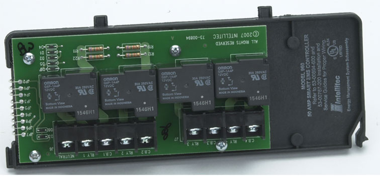 R amp K Products INTELLITEC 50AMP SMART EMS UPGRADE BOARD