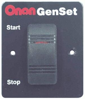 135 69900589 r & k products onan remote start stop switch [135 69900589 onan 4000 generator remote start switch wiring diagram at bayanpartner.co