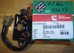 Onan Voltage Regulator Wiring | Find image