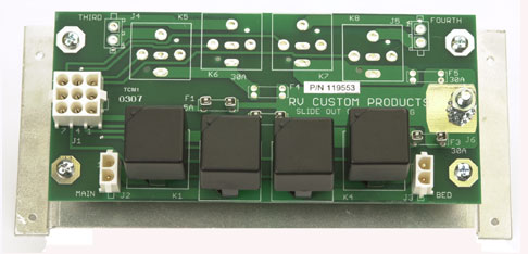 RV Custom Products 2 RM Slideout Controller