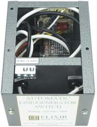 30 Amp Automatic Transfer Switch