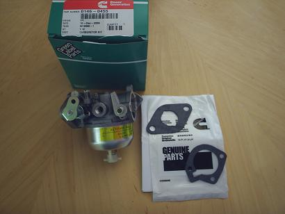 Onan 146-0455 Carburetor for BGE/BGEL Spec F-J