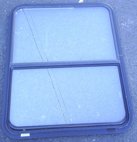 30 x 36 Hehr RV Window-Used