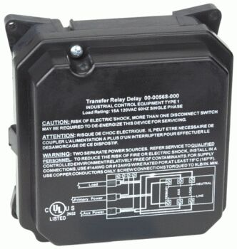 INTELLITEC 0000568000 TRANSFER RELAY/DELAY 15 AMP