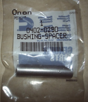 Onan 402-0290 Bushing Spacer