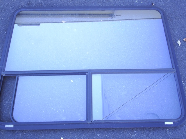 48 x 36 Hehr RV Window-Used