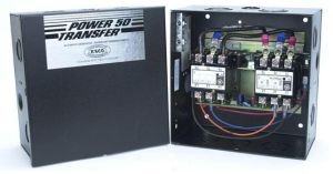 ESCO ES50CSA-65N AUTOMATIC TRANSFER SWITCH