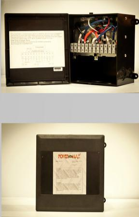 Power Max PMTS50 Transfer Switch