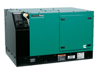 Cummins Onan 8HDKAU-41934 8000 Watt  Commercial Mobile Diesel Ge