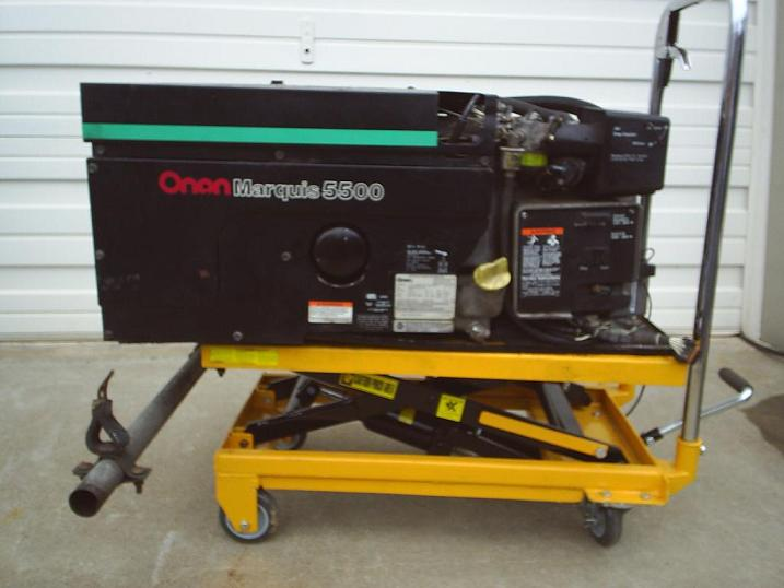 R & K Products Onan Generator Wiring Diagram on