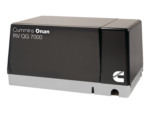 "Cummins Onan 7.0 HGJAB 900 ""Quiet Gasoline"" RV QG 7000 Watt RV G"