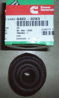 Onan 402-0283 Cushion-Iso Mount