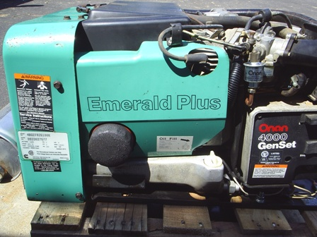 Used Rv Commercial Generators R K Products